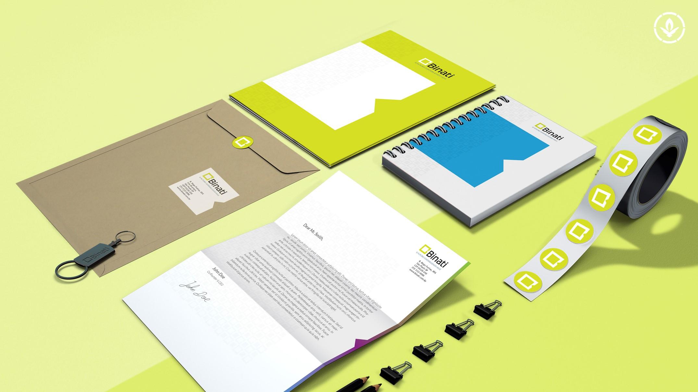 Vertuous Branding para a Binati contabilidade